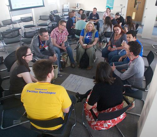 TweetCamp Circle
