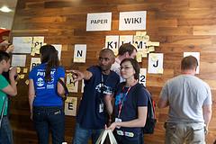 TweetCamp Paper Wiki
