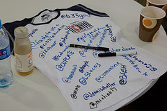 TweetCamp T Shirt