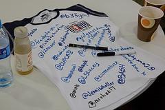 TweetCamp T Shirt