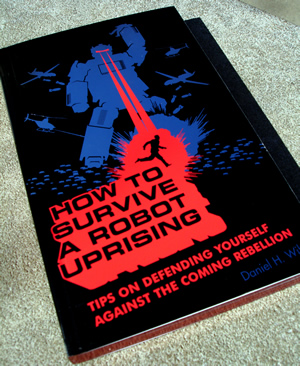 How to survive a robot uprising (book)